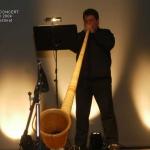 Alphorn in Concert 2004