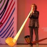 Alphorn in Concert 2005
