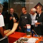 Alphorn in Concert 2009