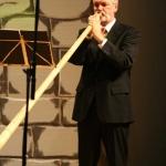 Alphornvirtuose Matthias Kofmehl