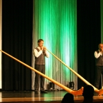 Alphorn in Concert 2011