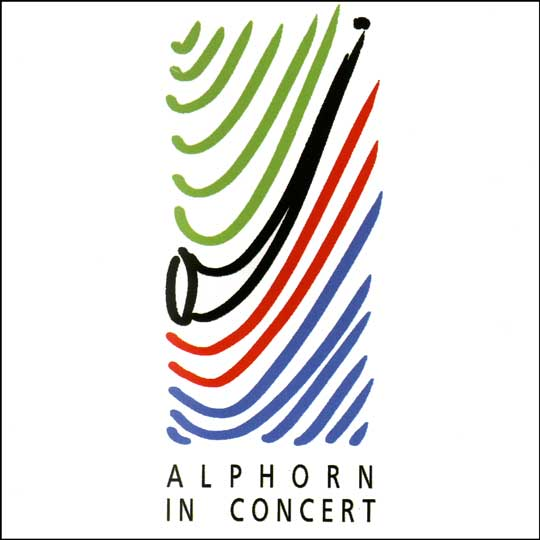 Alphorn in Concert (2003) Vol. I: Vorderseite