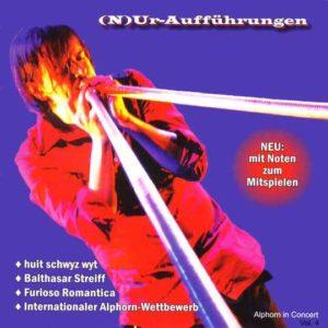 (N)Ur-Aufführungen (2006) Vol. IV: Vorderseite